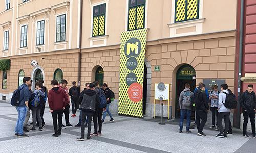 Vstop v svet iluzij, Muzej iluzij Ljubljana