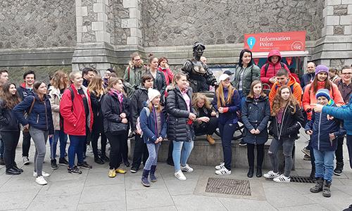 Molly Malone v Dublinu