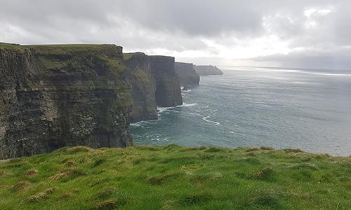 Mogočnost narave, Cliffs of Moher