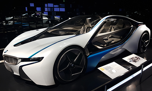 BMW muzej v Münchnu