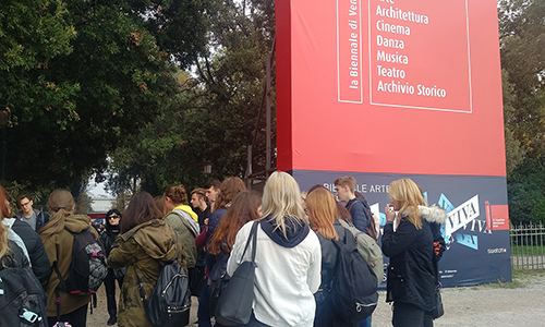 Beneški bienale v Italiji