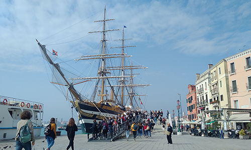 Sprehod po Benetkah