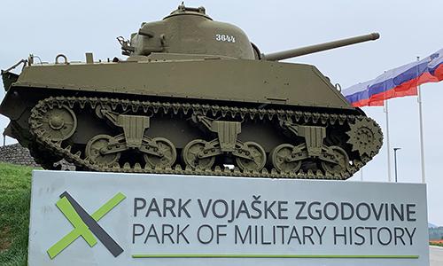 Park vojaške zgodovine Pivka