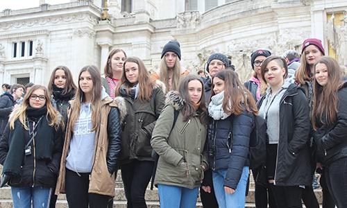 Ekskurzija v Rim