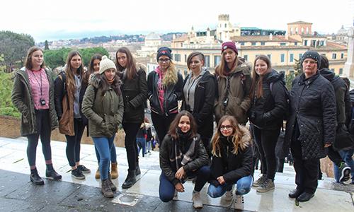 Oblikovalke v Rimu