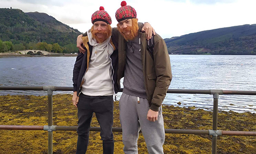 Lovca na misteriozno pošast Nessie - jezero Loch Ness