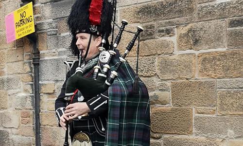 Škotski domačin
