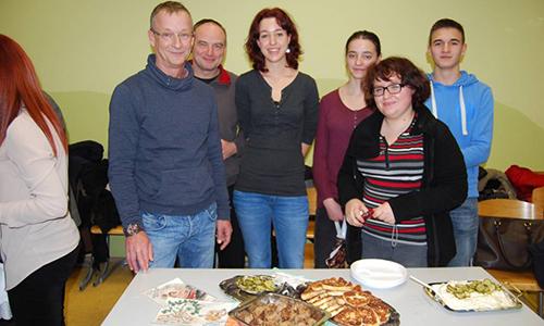 Prijatelji s Slovaške na obisku
