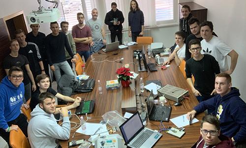 Strokovnjaki s Slovaške na delovnem obisku na SPTŠ
